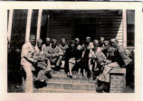 232nd Searchlight Battalion, US Servicemen during WWII, Burgaw, NC